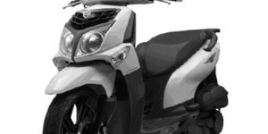 SYM HD2 200cc automatic