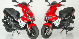 Gilera runner replica 50cc full automatic