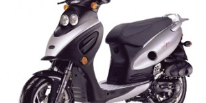 kymco Yop 50cc full automatic