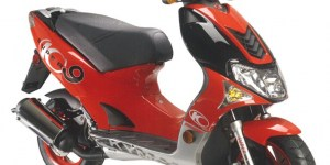 kymco super 9 50cc full automatic